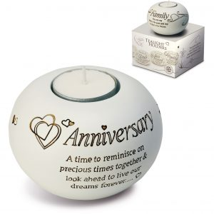 Said With Sentiment 7302 Family Tealight Holder