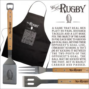 The Ultimate Gift for Man BBQ Sets