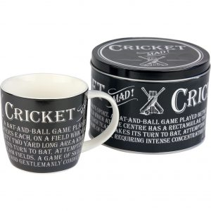 The Ultimate Gift for Man Mugs in Tins