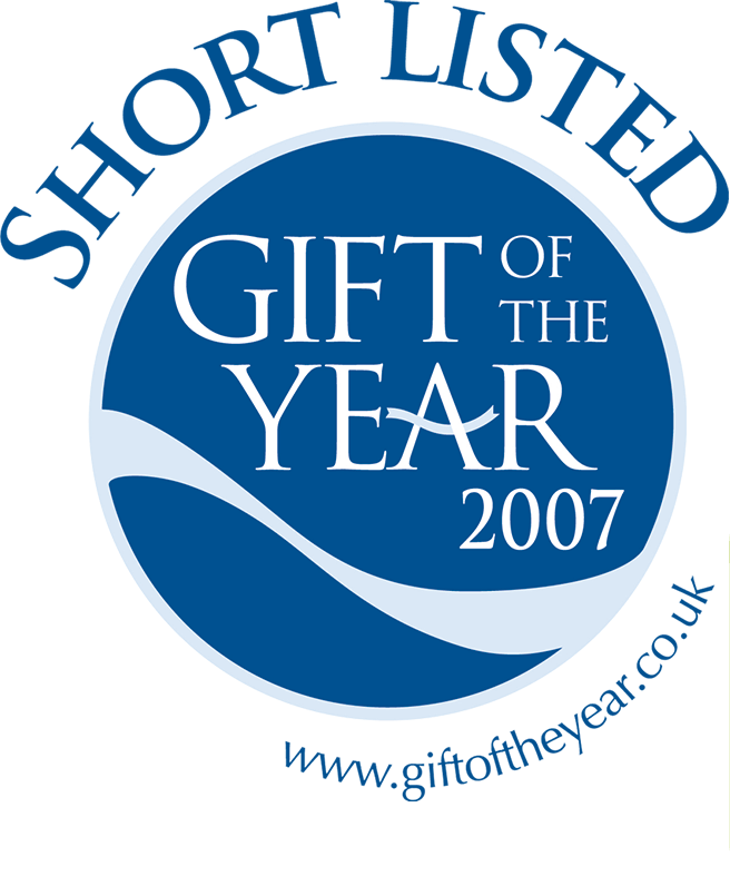 The Giftware Association Gift of The Year - Shortlisted 2007