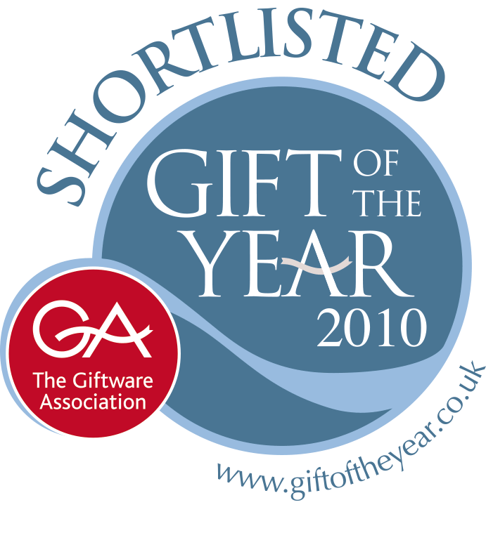 The Giftware Association Gift of The Year - Shortlisted 2010