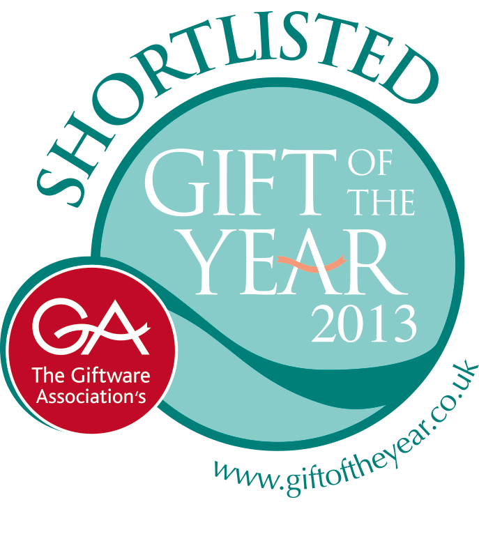 The Giftware Association Gift of The Year - Shortlisted 2013