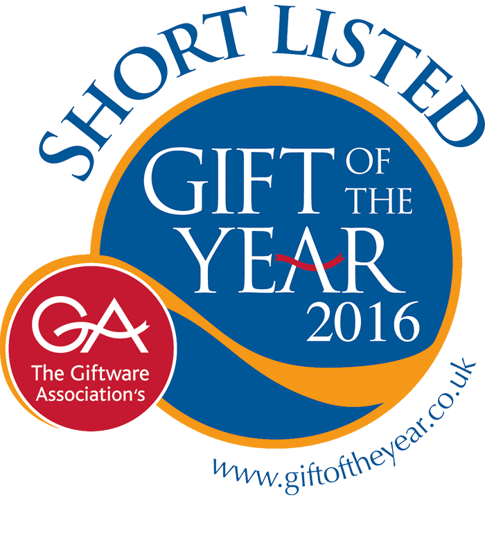 The Giftware Association Gift of The Year - Shortlisted 2016