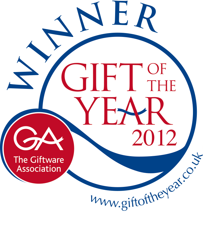 The Giftware Association Gift of The Year - Winner 2012