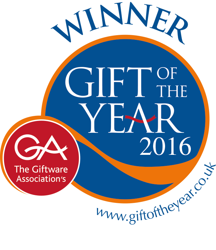 The Giftware Association Gift of The Year - Winners 2016