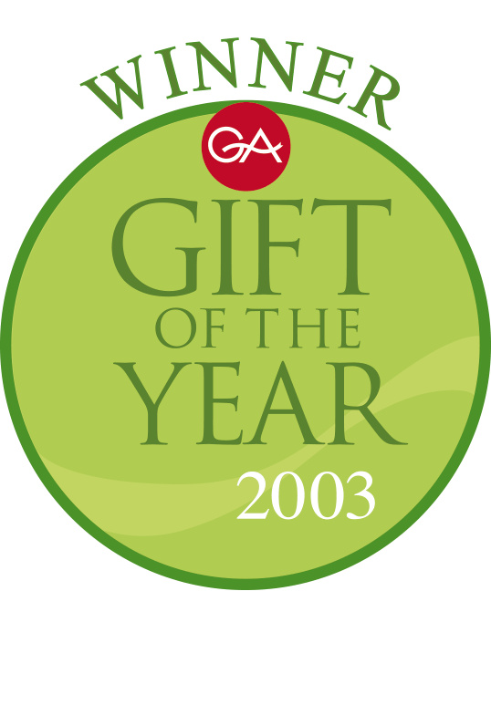 The Giftware Association Gift of The Year - Winner 2003