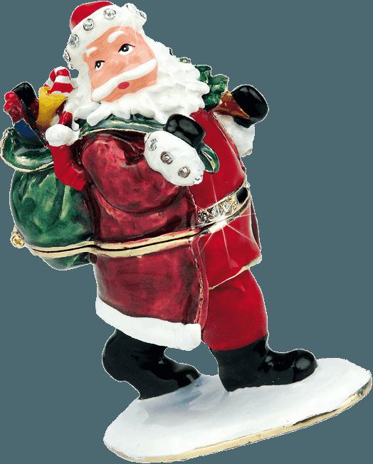 Craycombe Trinkets Father Christmas