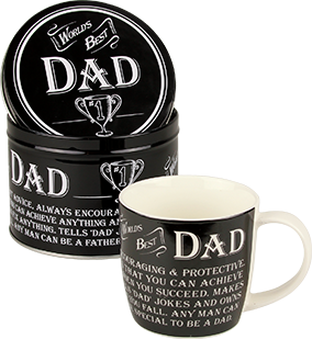 Arora Design Gifts For Men Range Dad Mug