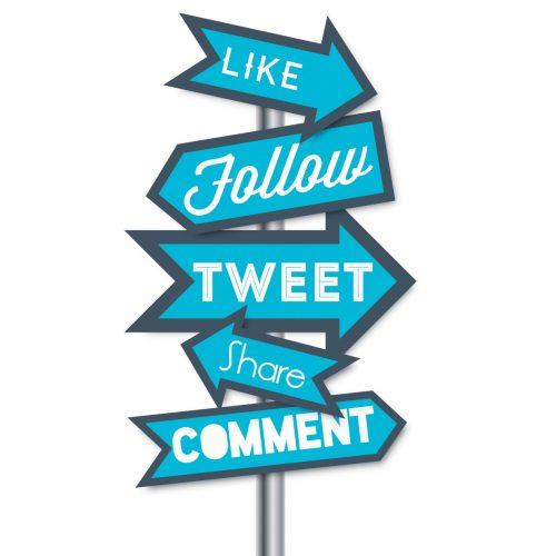 Arora Design Social Media