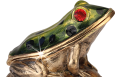 COLLECTABLES Frog 03