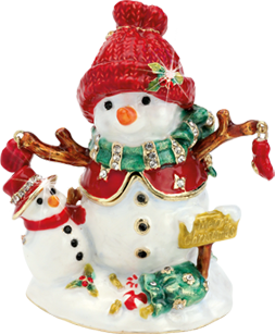 COLLECTABLES Snowman 06